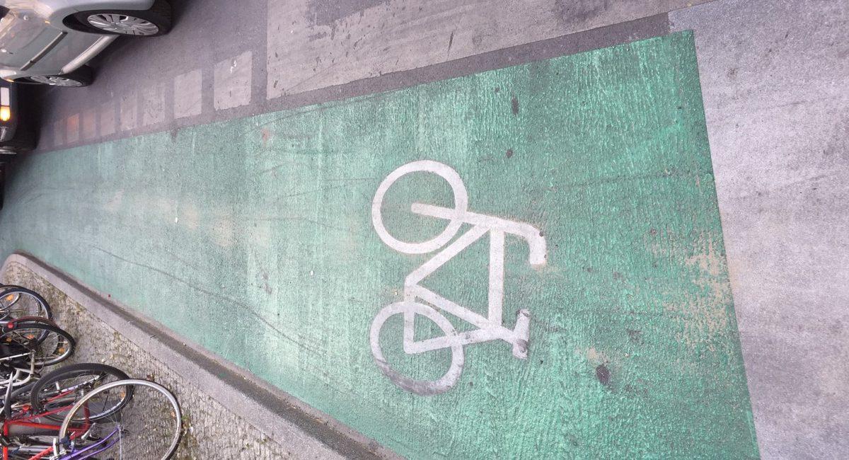 Berlin: Grüne Radwege?